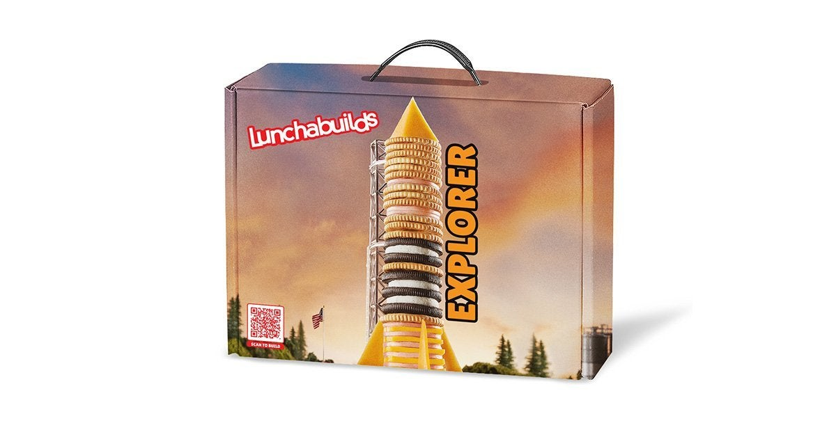 lunchables explorer kit