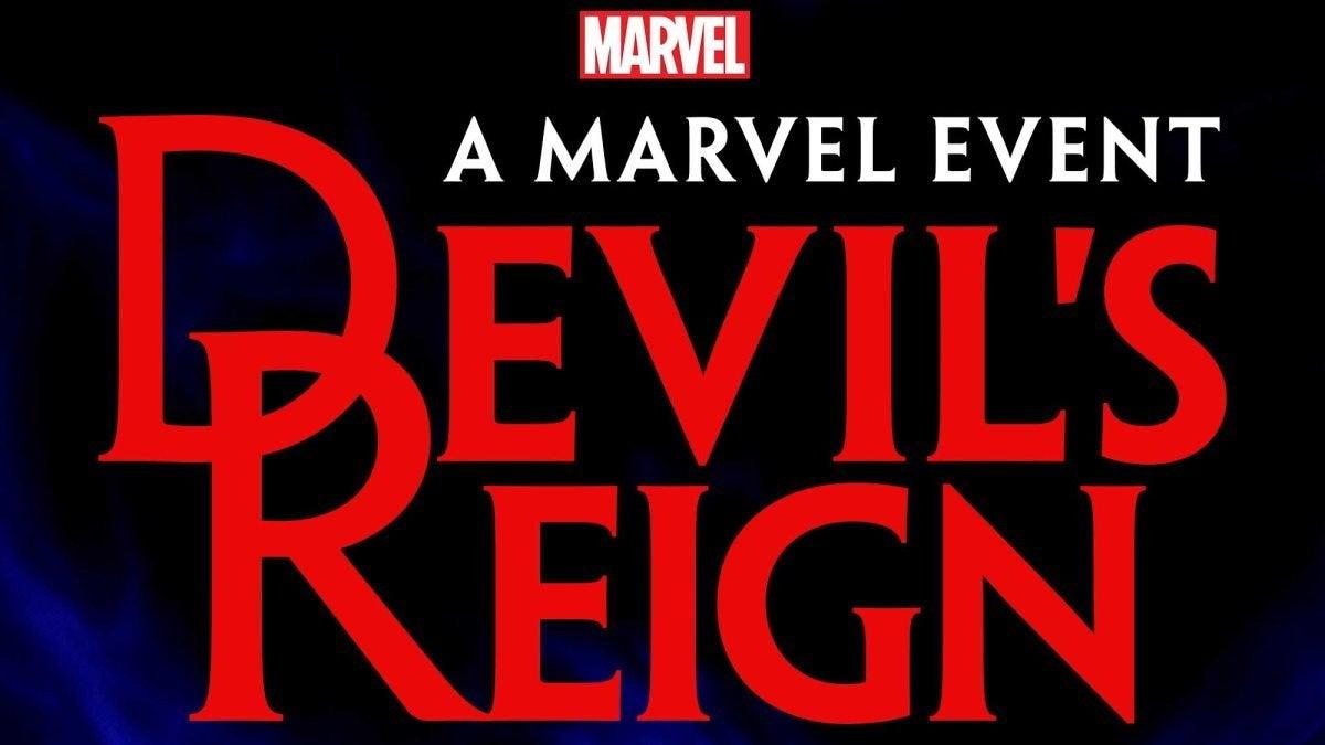 Marvel Devil's Reign