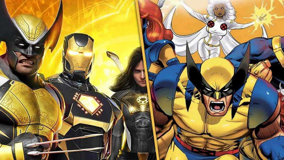 Marvel Midnight Suns Game X-Men