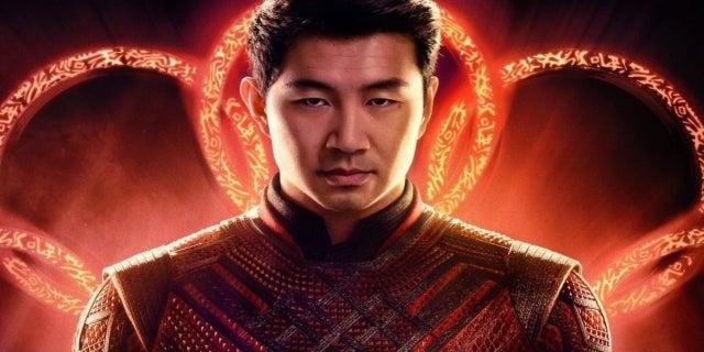 Marvel's Shang-Chi Simu Liu