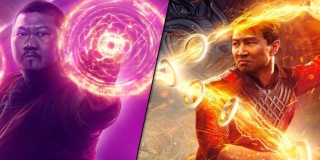 Marvel's Shang Chi Wong