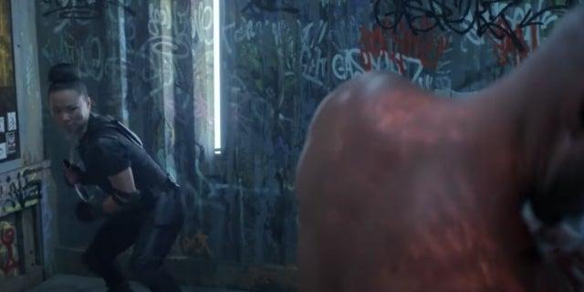 Marvel Shang-Chi Black Widow cameo Jade Xu