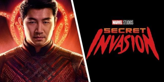 marvel shang chi secret invasion