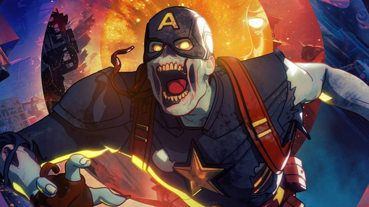 Marvel What if Episode 5 Zombies
