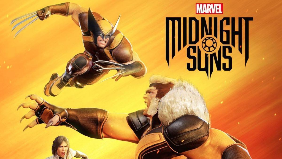Midnight Suns Wolverine
