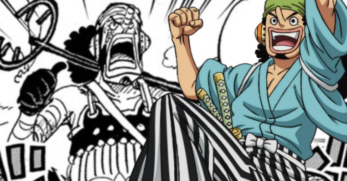 One Piece 1024 Usopp New Con Supreme King Haki Lie Manga Spoilers
