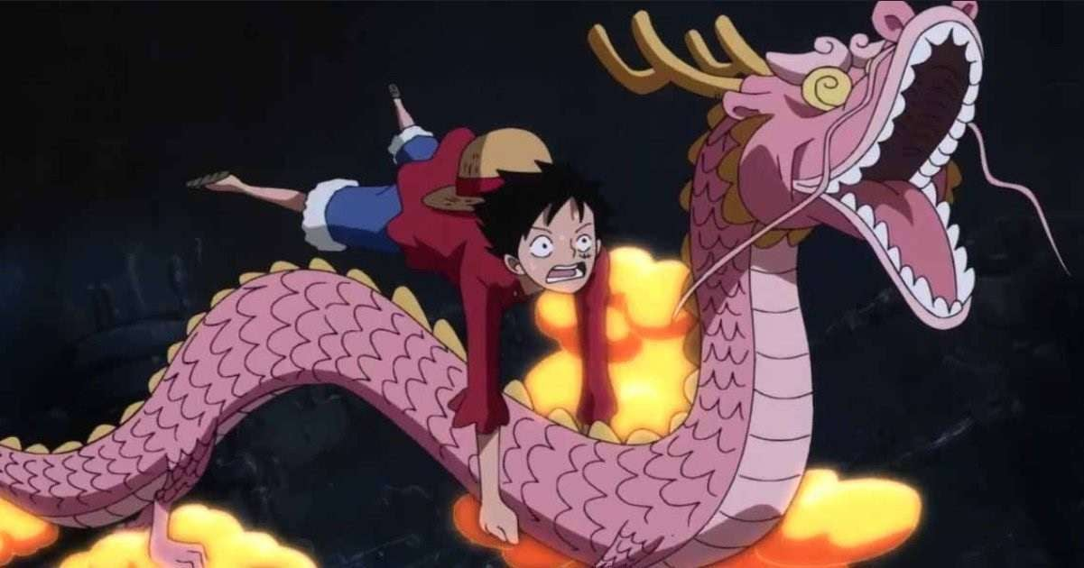 One Piece Momonosuke