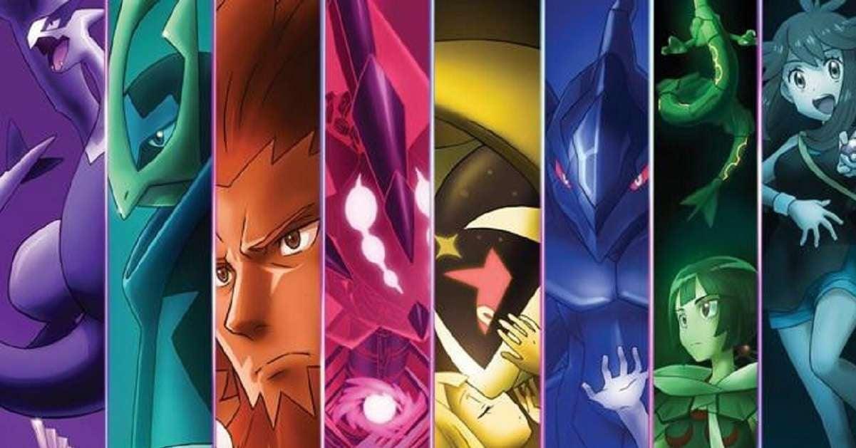 Pokemon Evolutions Poster