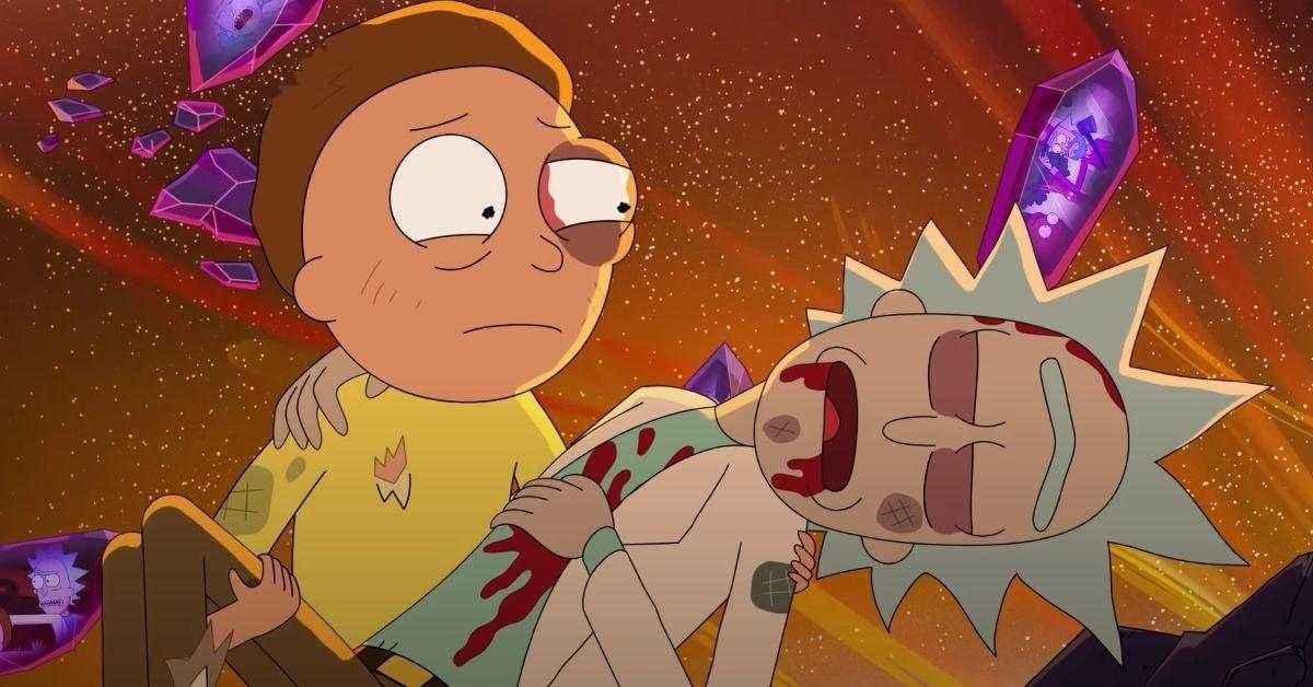 Rick and Morty Season 5 Adult Swim