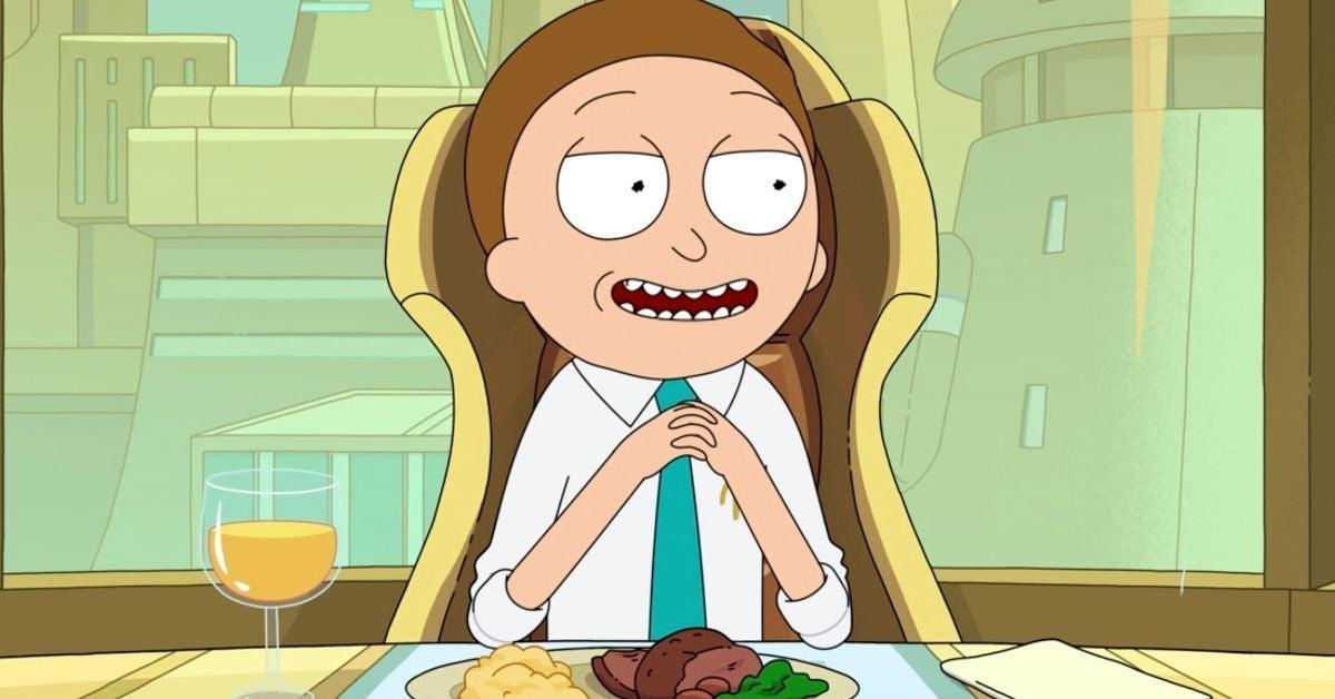 Rick and Morty Season 5 Evil Morty Return