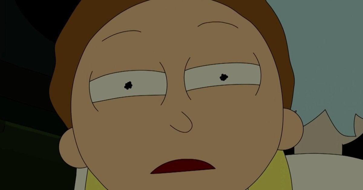 Rick and Morty Season 5 Morty Adult Swim