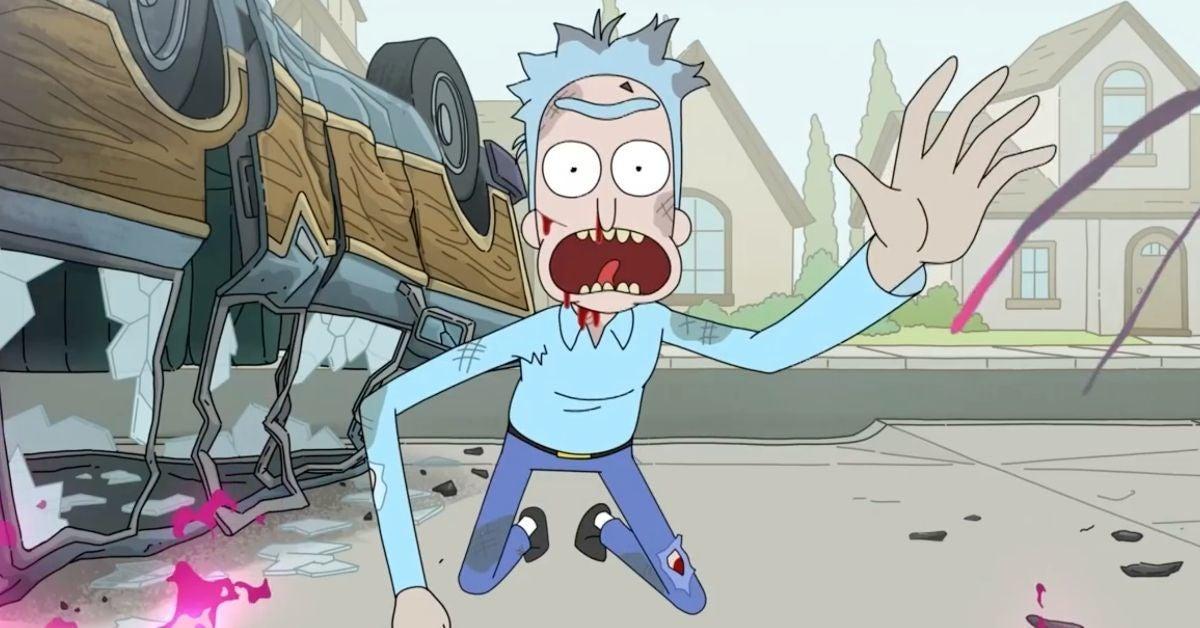 Rick et Morty Saison 5 Rick Tragic Backstory Revealed Expliqué Spoilers