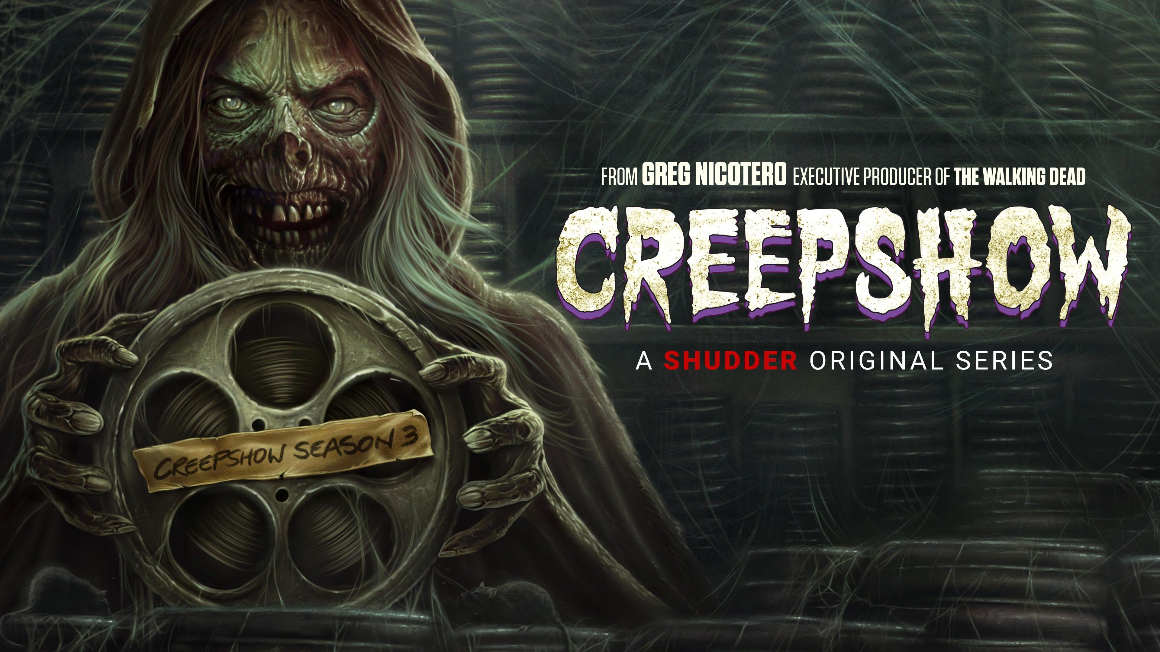 Shudder's Creepshow Season 3 Official Trailer