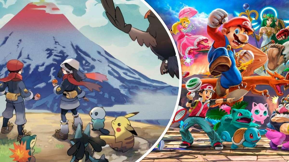Smash Bros Pokemon Arceus