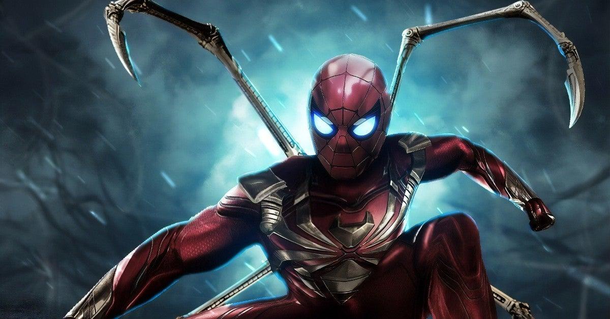 Spider Man Iron Spider Cosplay Best