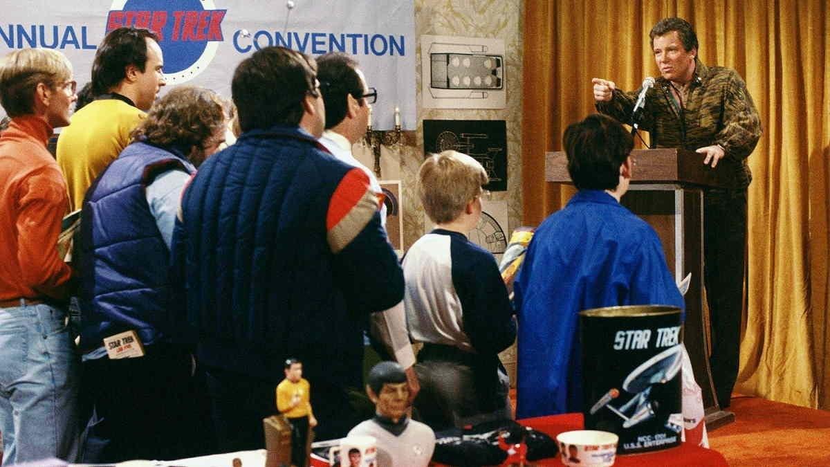 Star Trek Get a Life William Shatner