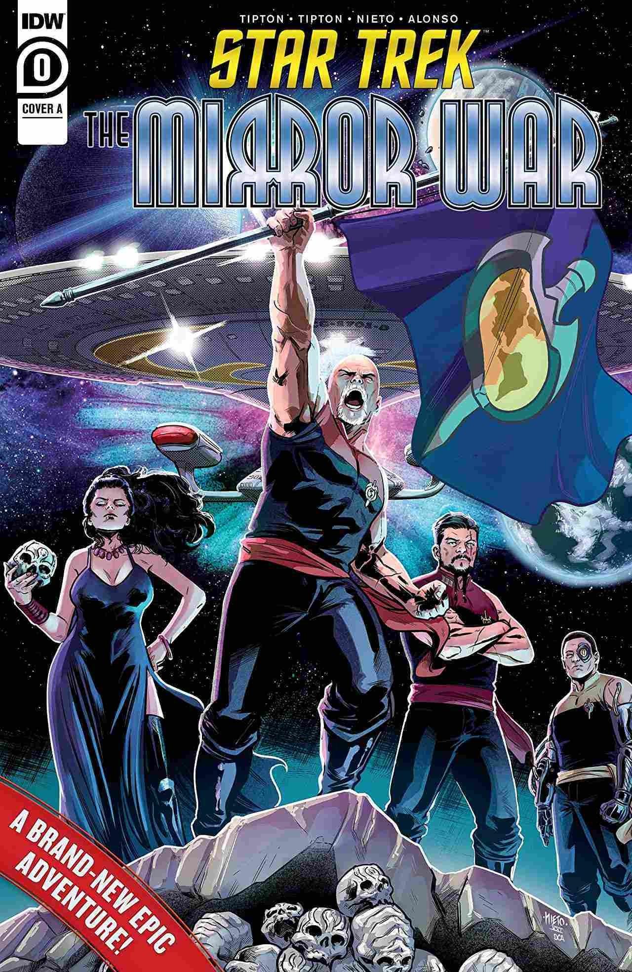 Star Trek The Mirror War #0