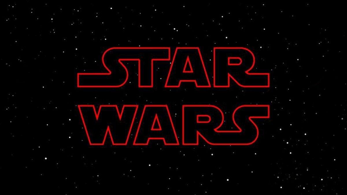 Star Wras Logo Red