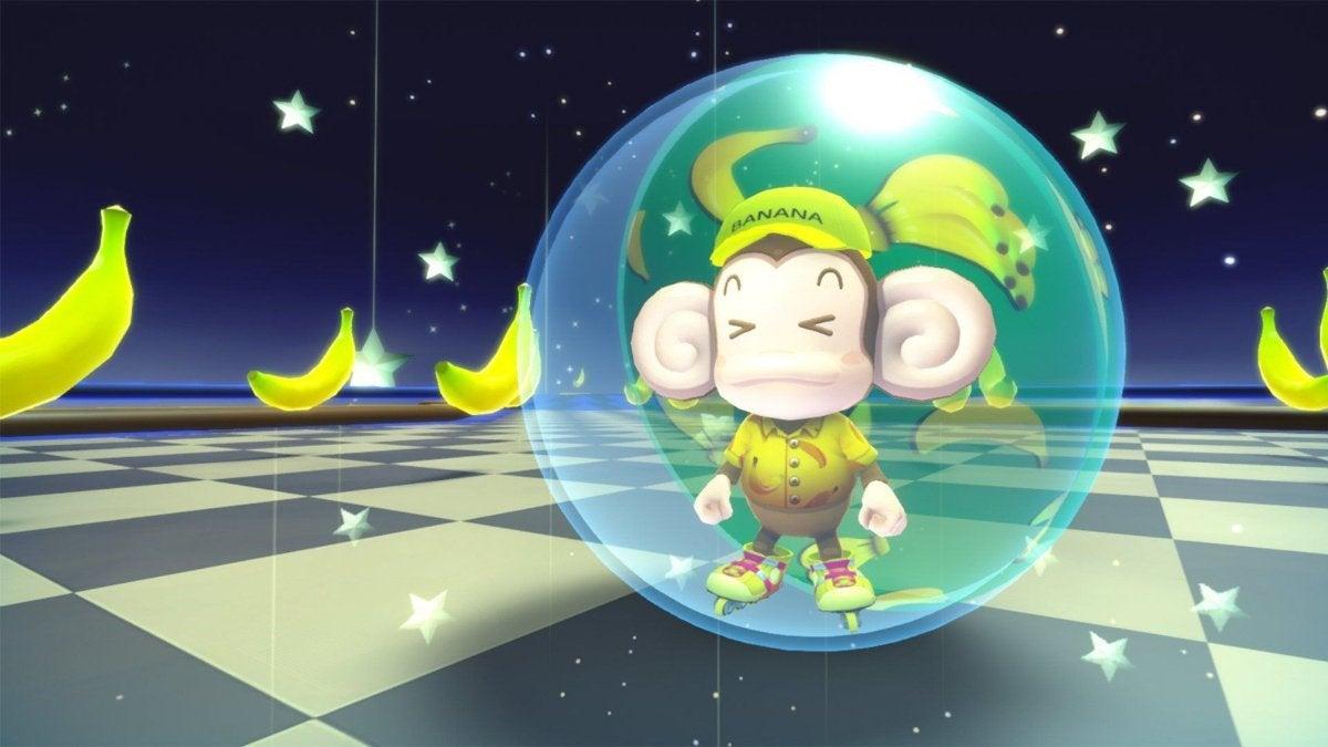 Super Monkey Ball Lives
