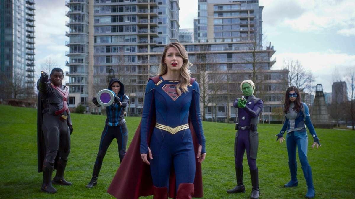 supergirl 6x11 14
