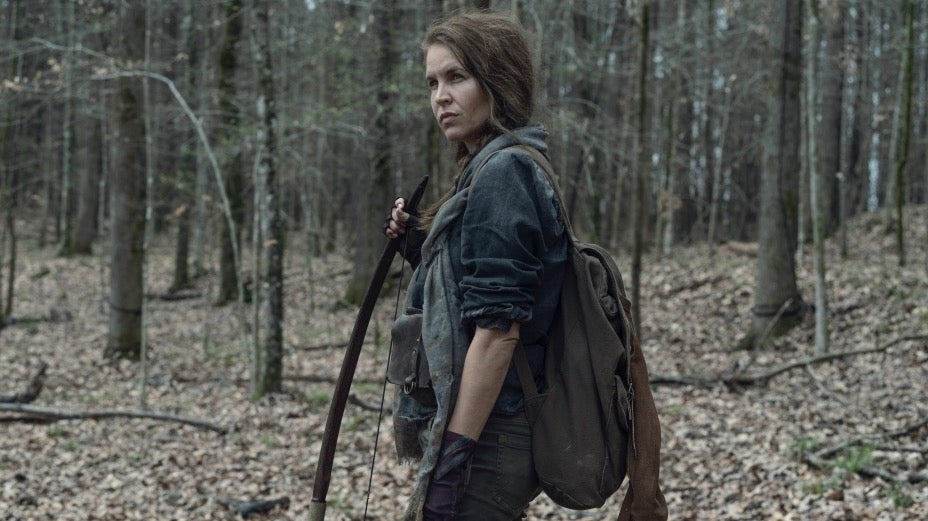 The Walking Dead Agatha Laurie Fortier