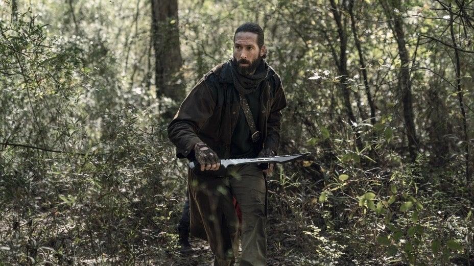 The Walking Dead Cole James Devoti