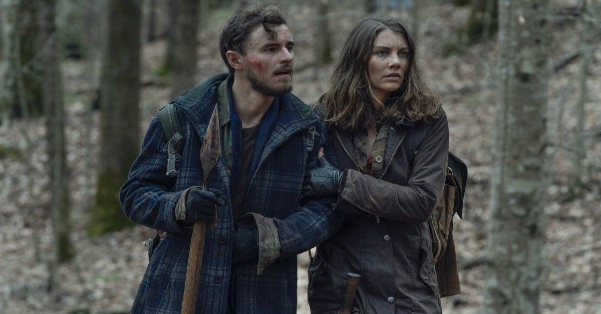 The Walking Dead Maggie Alden Season 11 Episode 3 Hunted