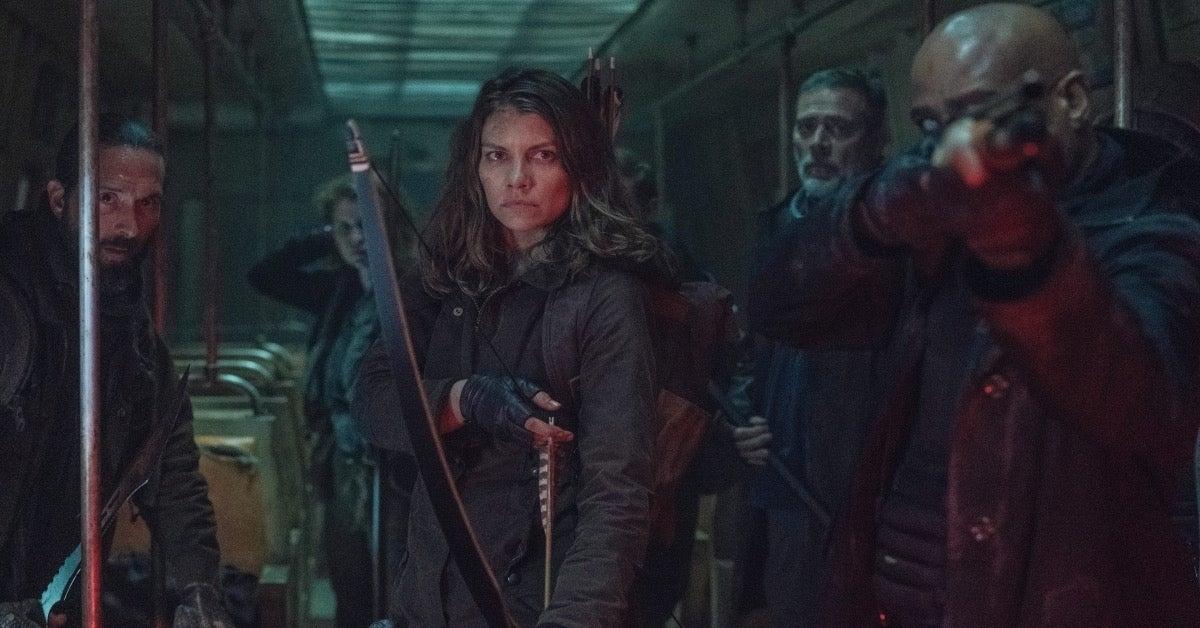 The Walking Dead Maggie Lauren Cohan Acheron Part 2