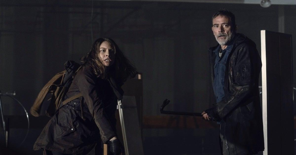 The Walking Dead Negan Maggie Season 11 Episode 3 Hunted