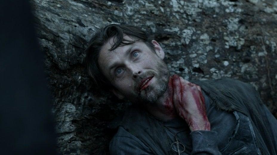 The Walking Dead Nicholls