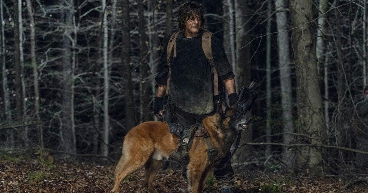 The Walking Dead Season 11 Episode 4 Rendition