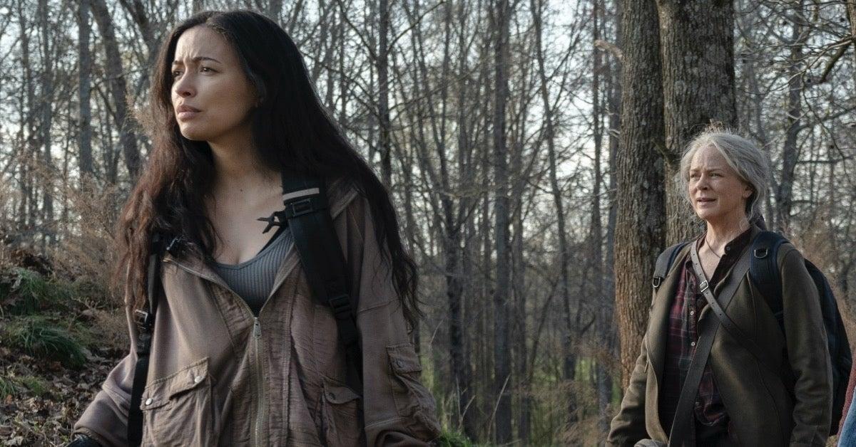 The Walking Dead Season 11 Rosita Carol