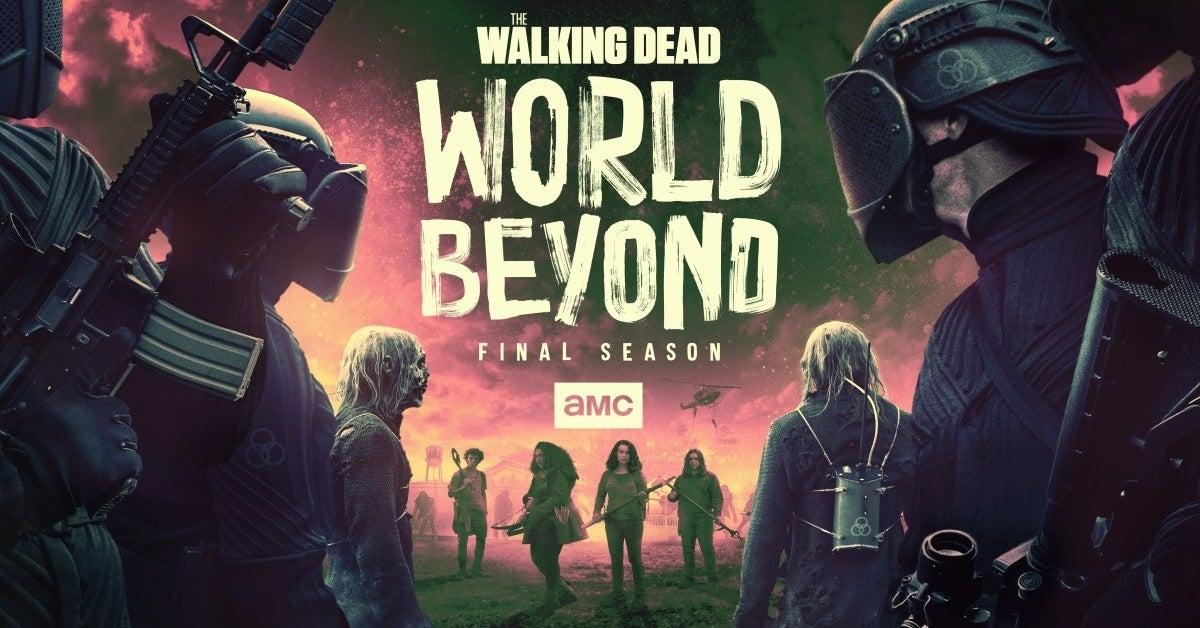 The Walking Dead World Beyond Final Season 2 Key Art