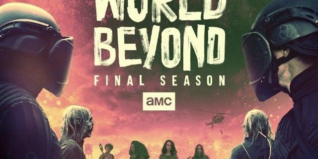 TWD World Beyond Final Season poster
