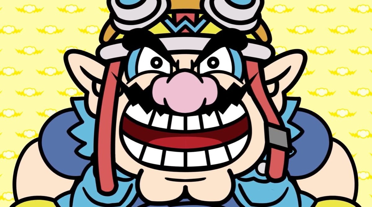 wario ware get it together Screen Shot 2021-09-07 at 3.56.44 PM