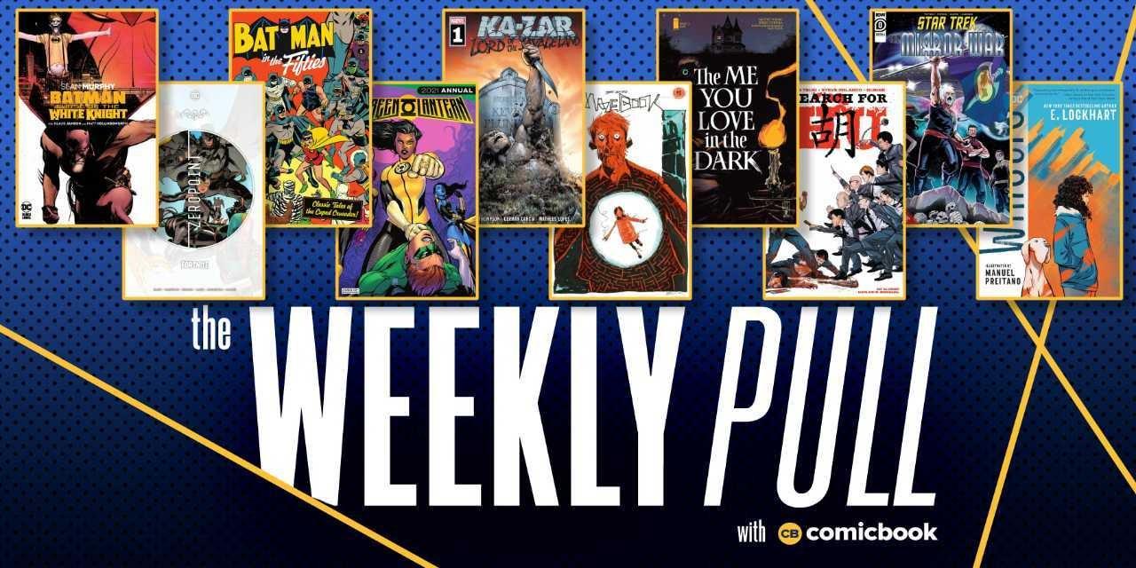 weekly pull week of september 8 2021