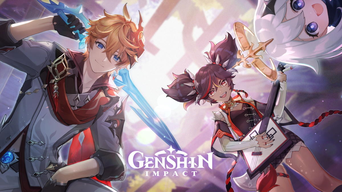 Genshin Impact Version 2.2