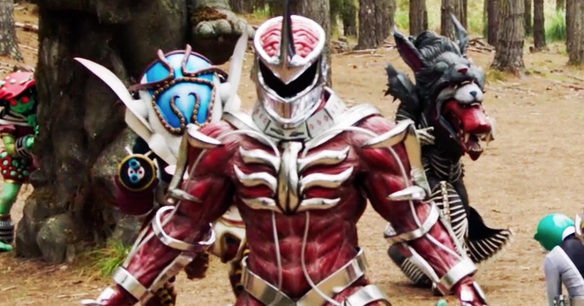 Power Rangers Dino Fury: Lord Zedd Returns Clip