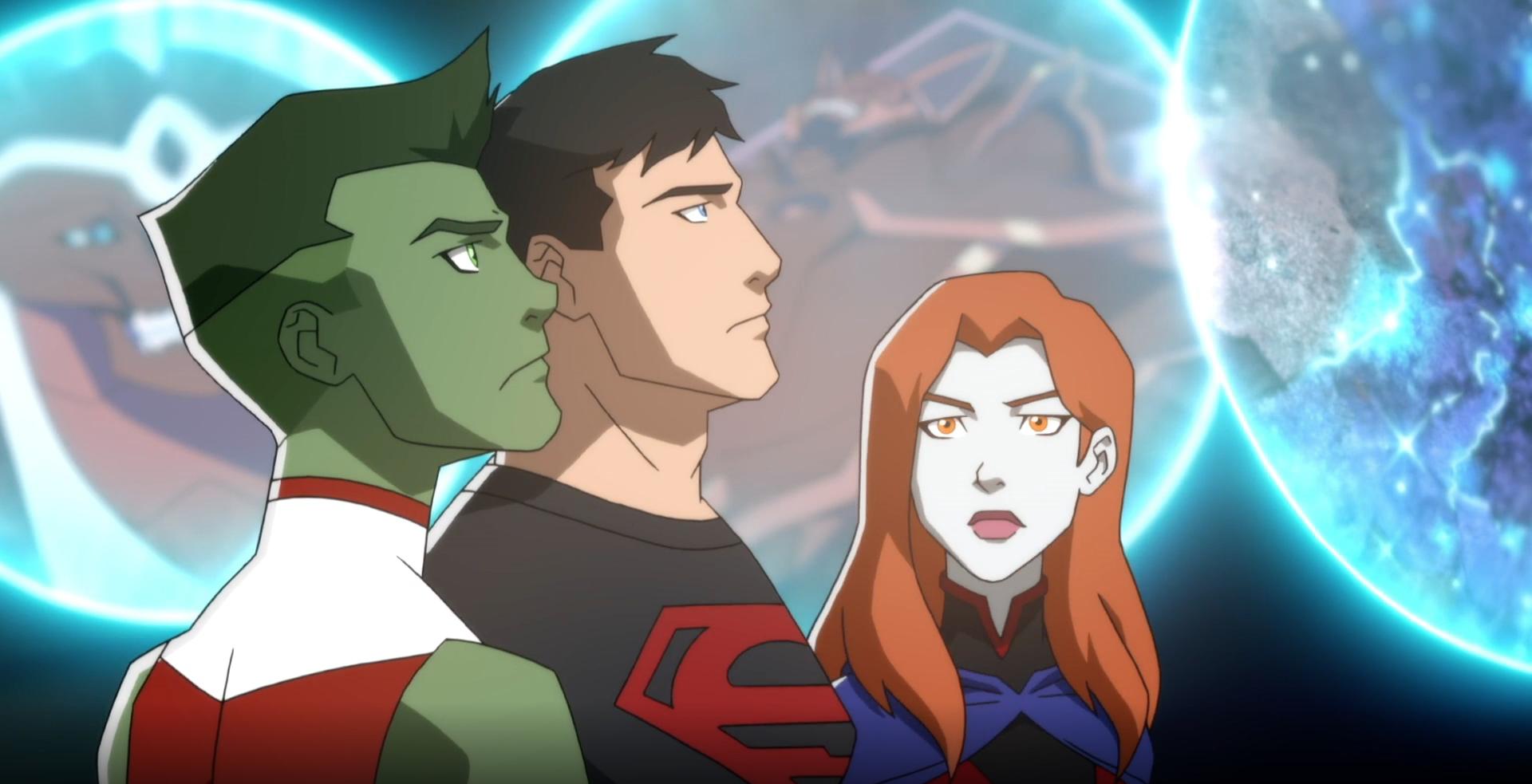 Young Justice: Phantoms - Season 4 DC FanDome Trailer