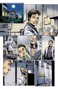 Identity Wars Preview Page 2