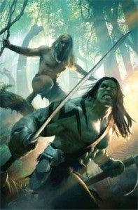 Skaar King Of The Savage Land cover