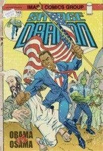 Obama Vs. Osama Comic Book