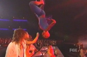 Spider-Man on American Idol