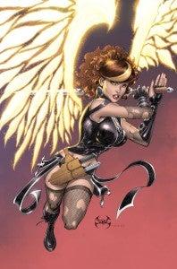 Avengelyne Variant Cover