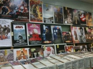 Comics and Posters