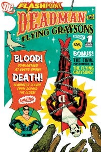 Deadman and Flying Graysons #1