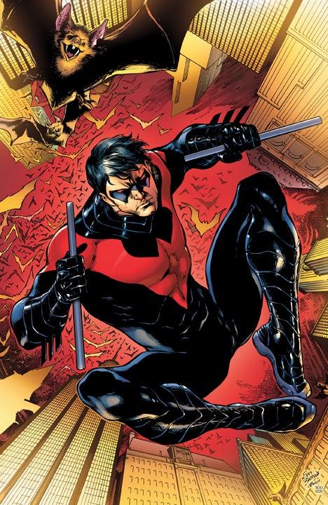 Evil Demon Robin