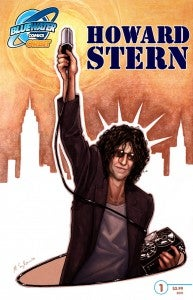 Howard Stern comic book