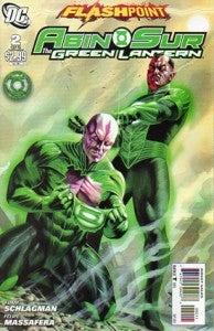 Abin Sur: The Green Lantern #2