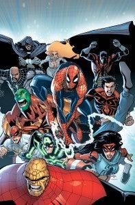 Amazing Spiderman #667